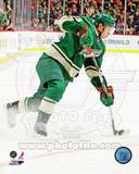 Minnesota Wild - Jonas Brodin Photo Photo