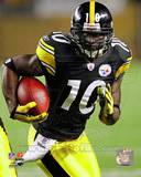 Pittsburgh Steelers - Santonio Holmes Photo Photo