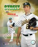 Oakland Athletics - Huston Street Photo Photo
