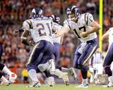 San Diego Chargers - LaDainian Tomlinson, Philip Rivers Photo Photo