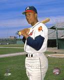Atlanta Braves - Sandy Alomar Sr. Photo Photo