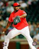 Texas Rangers - Frank Francisco Photo Photo