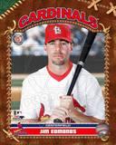 St Louis Cardinals - Jim Edmonds Photo Photo
