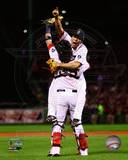 Boston Red Sox - Koji Uehara, Jarrod Saltalamacchia Photo Photo
