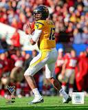 West Virginia Mountaineers  - Geno Smith Photo Photo