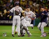 Detroit Tigers - Max Scherzer, Joaquin Benoit, Justin Verlander Photo Photo