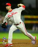 Philadelphia Phillies - J.A. Happ Photo Photo