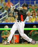 Miami Marlins - Scott Cousins Photo Photo
