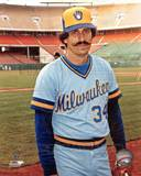 Milwaukee Brewers - Rollie Fingers Photo Photo