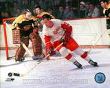 Detroit Red Wings - Gordie Howe Photo Fotografía