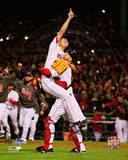 Boston Red Sox - Koji Uehara, David Ross Photo Photo