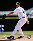 Chicago White Sox - Jake Peavy Photo Photo