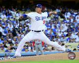 Los Angeles Dodgers - Hyun-Jin Ryu Photo Photo