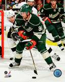 Minnesota Wild - Pierre-Marc Bouchard Photo Photo