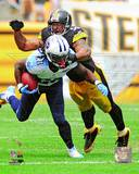 Pittsburgh Steelers - LaMarr Woodley Photo Photo