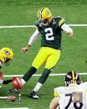 Green Bay Packers - Mason Crosby Photo Photo