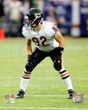 Chicago Bears - Hunter Hillenmeyer Photo Photo