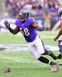 Baltimore Ravens - Elvis Dumervil Photo Photo