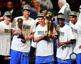 Dallas Mavericks - Jason Kidd, Dirk Nowitzki, Jason Terry, Shawn Marion, Brian Cardinal Photo Photo