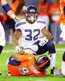 Seattle Seahawks - Jeron Johnson Photo Photo