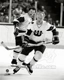 Hartford Whalers - Gordie Howe Photo Photo