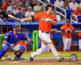 Miami Marlins - Logan Morrison Photo Photo