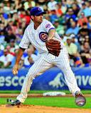 Chicago Cubs - Justin Germano Photo Photo