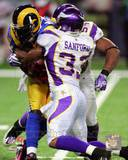 Minnesota Vikings - Jamarca Sanford Photo Photo