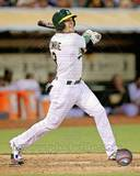 Oakland Athletics - Jed Lowrie Photo Photo