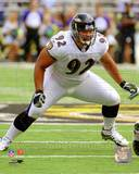 Baltimore Ravens - Haloti Ngata Photo Photo