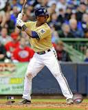 Milwaukee Brewers - Jean Segura Photo Photo