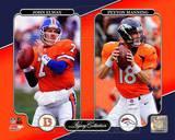 Denver Broncos - John Elway, Peyton Manning Photo Photo