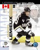Pittsburgh Penguins - Mario Lemieux Photo Photo