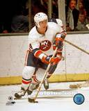 New York Islanders - Jean Potvin Photo Photo