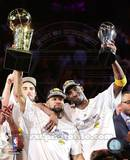 Los Angeles Lakers - Kobe Bryant, Derek Fisher Photo Photo