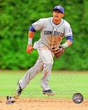 San Diego Padres - Everth Cabrera Photo Photo
