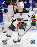 Minnesota Wild - Justin Fontaine Photo Photo