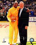 Los Angeles Lakers - Kobe Bryant, Jerry West Photo Photo