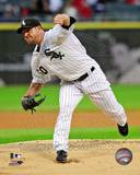 Chicago White Sox - John Danks Photo Photo