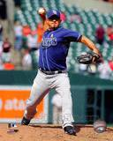 Tampa Bay Rays - Joel Peralta Photo Photo