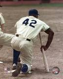 Brooklyn Dodgers - Jackie Robinson Photo Photo