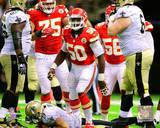 Kansas City Chiefs - Justin Houston Photo Photo