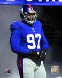 New York Giants - Linval Joseph Photo Photo