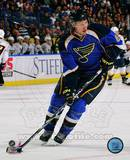 St Louis Blues - Erik Johnson Photo Photo