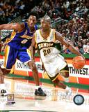 Seattle Sonics - Gary Payton Photo Photo