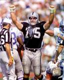 Los Angeles Raiders - Howie Long Photo Photo