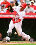 Los Angeles Angels - Maicer Izturis Photo Photo