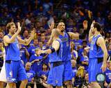 Dallas Mavericks - Jason Kidd, Dirk Nowitzki, Tyson Chandler, Peja Stojakovic Photo Photo