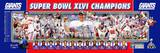 New York Giants - Eli Manning Panoramic Photo Photo