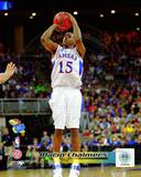 Kansas Jayhawks - Mario Chalmers Photo Photo